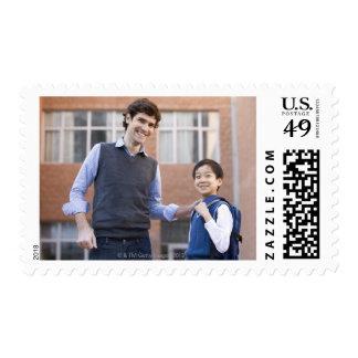 Beijing,China 3 Stamp