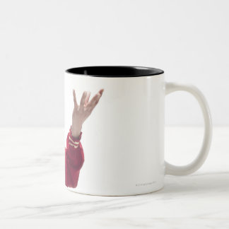 Beijing,China 4 Two-Tone Coffee Mug