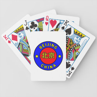 Beijing China Bicycle Playing Cards