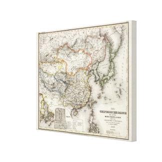 Beijing, China Canvas Print