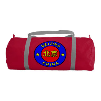 Beijing China Gym Bag
