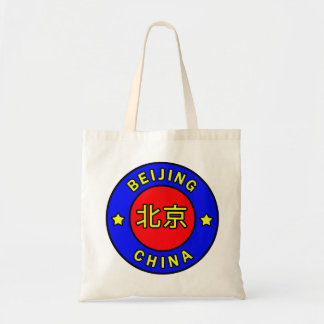 Beijing China Tote Bag