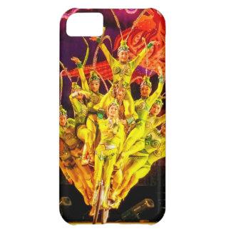 Beijing Circus Acrobats iPhone 5C Cover