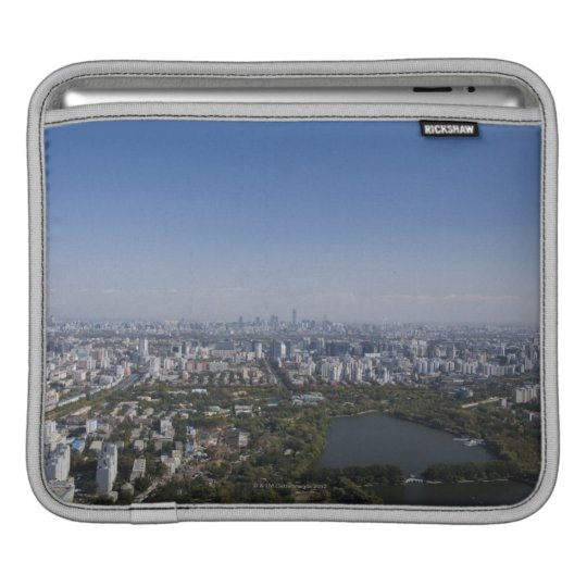 Beijing Cityscape Sleeve For iPads