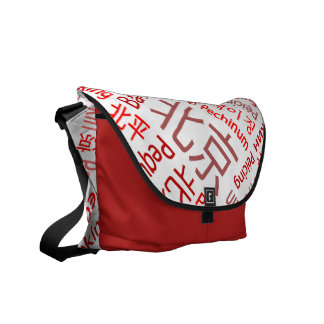 Beijing Courier Bag