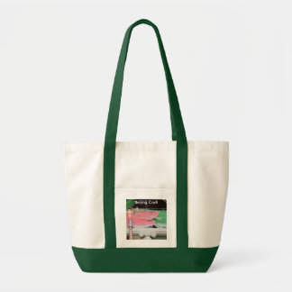 Beijing Craft Tote Bag