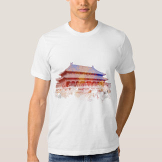 Beijing Forbidden city T Shirt