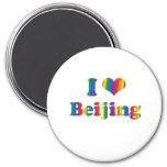 BEIJING GAY PRIDE REFRIGERATOR MAGNET
