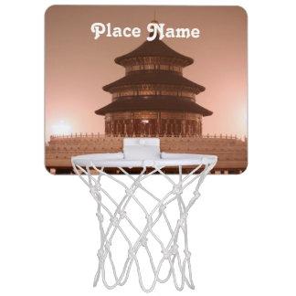 Beijing Mini Basketball Hoop