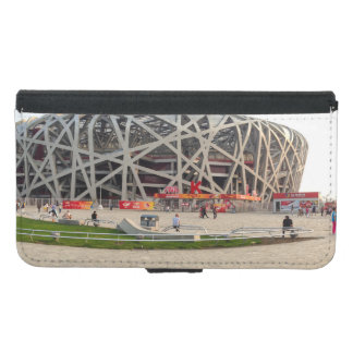 Beijing National Olympic Stadium Samsung Galaxy S5 Wallet Case