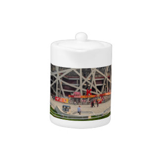 Beijing National Olympic Stadium Teapot