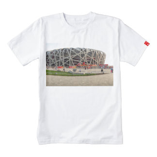Beijing National Olympic Stadium Zazzle HEART T-Shirt
