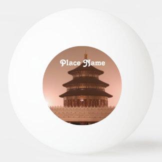 Beijing Ping Pong Ball