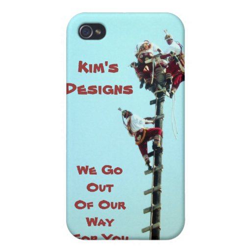 Beijing Pole Climbers iPhone 4/4S Cases
