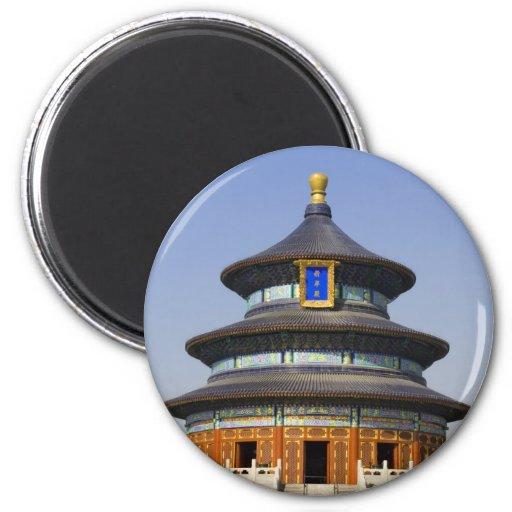 Beijing Temple of Heaven Fridge Magnets