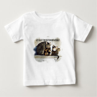 BEIN' WATCHED T SHIRT