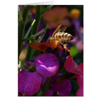 Be'ing a Busy Bee! Card