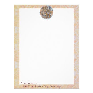 """Being a Dad"" Father's Day Letterhead"