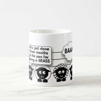Being a Grass Coffee Mug