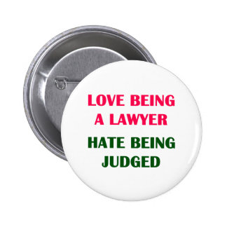 Being a Lawyer Button