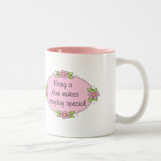 Being a Nani makes everyday Special Two-Tone Coffee Mug