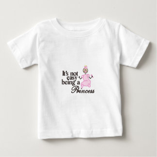 Being a Princess Baby T-Shirt