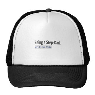 Being a Step-Dad...I Like This Trucker Hat
