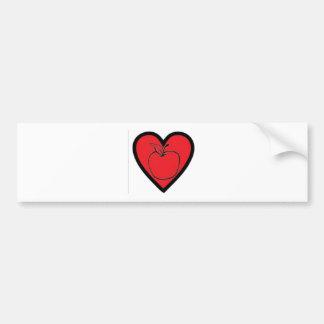 Being a Teacher Bumper Sticker