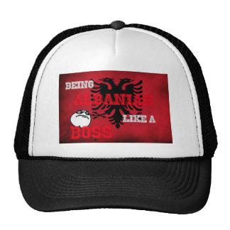 Being Albanian Like a Boss Trucker Hat