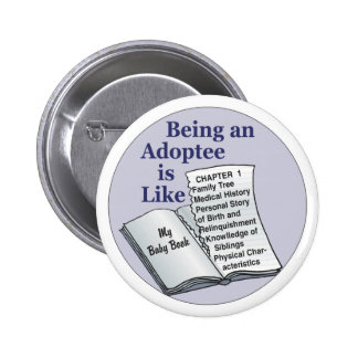 Being an Adoptee is Like Pins
