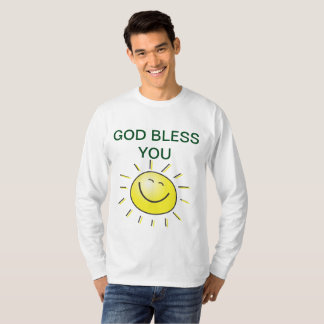 Being Blessed by heavenly god T-Shirt