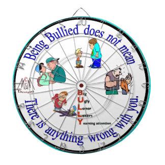 Being Bullied Dart Boards
