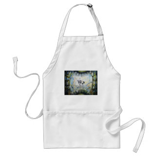 Being Denied Adult Apron