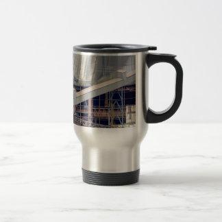 Being Destroyed Factory 1 Travel Mug