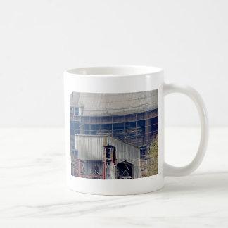 Being Destroyed Factory 2 Coffee Mug