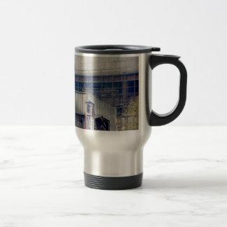 Being Destroyed Factory 2 Travel Mug