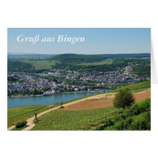 Being gene on the Rhine Card
