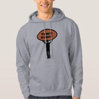 Being generic rocks! hoodie