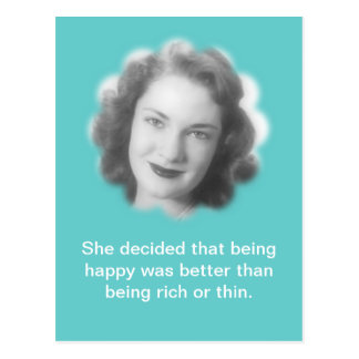 Being Happy Fun Vintage Photo Postcards