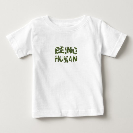 Being Human Baby T-Shirt