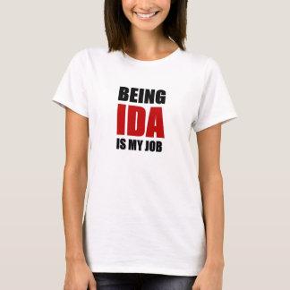 Being Ida T-Shirt
