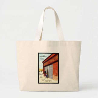 Being JacobFirst Day of School Jumbo Tote Bag