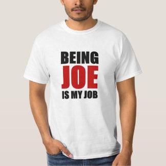being Joe Tee Shirt