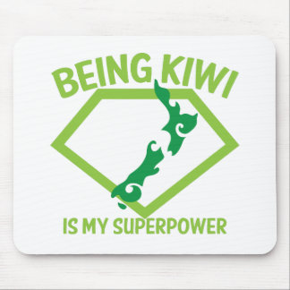 Being KIWI is my Superpower! Mouse Pad