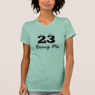 being me 23 Womens Tee