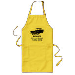 Being old apron