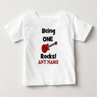 Being One Rocks! with Guitar Shirt or
