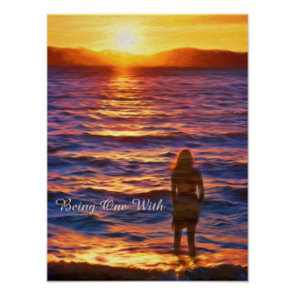 Being One With Value Poster Paper (Matte)