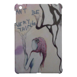 Being pulled in too many directions iPad mini case