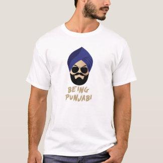 Being punjabi T-Shirt